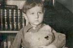 Рига 1951г. «Тяжелая жизнь впереди...»