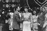 Телевизионный конкурс «Дочки – матери» 1989 г.